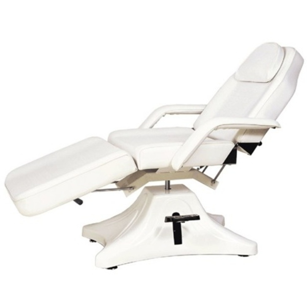 Encore Hydraulic Facial Beauty Chair All White (