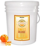 Ikonna Sweet Orange Pedicure Scrub Gel 5 Gallons (S5-SGO)