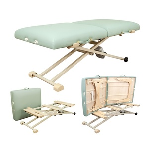 Oakworks ProLuxe Convertible - Convert your Portable Table to Electric Lift in Seconds!