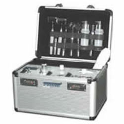 Table Top 4-in-1 Multi Function Unit - High Frequency + Galvanic + Vacuum + Spray with Portable Suitcase (SM608C)