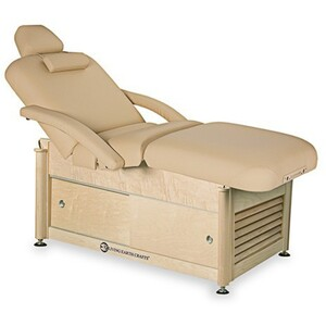Serenity™ Salon Treatment Table Cabinet Base with PowerAssist™ ()