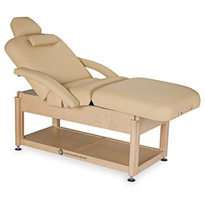 Serenity™ Salon Treatment Table Shelf Base with PowerAssist™ ()