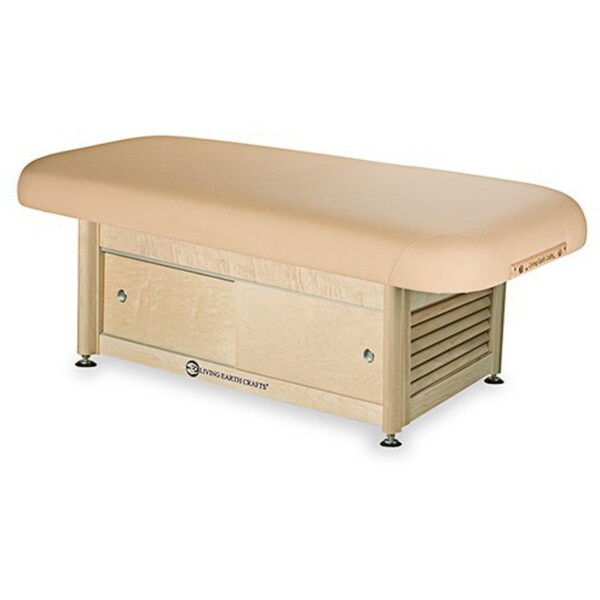 Serenity™ Flat Spa Treatment Table Cabinet Base ()
