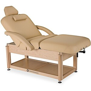Napa Salon Treatment Table Shelf Base with PowerAssist™ ()