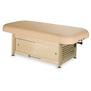 Napa Flat Top Spa Treatment Table Cabinet Base ()