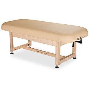 Napa Flat Top Spa Treatment Table Trestle Base ()