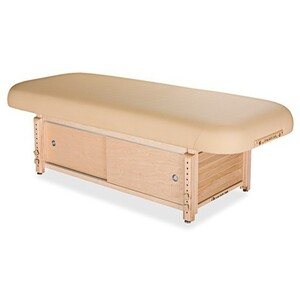 Sonoma Flat Top Spa Treatment Table Cabinet Base ()