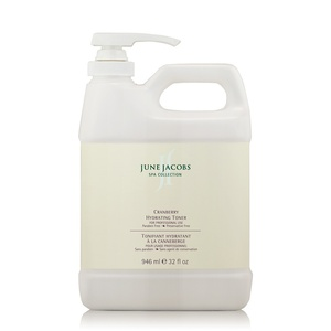 Cranberry Hydrating Toner - 946 mL / 32 fl. oz. by June Jacobs Spa Collection