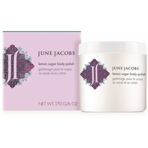 Lemon Sugar Body Polish - 160.3 mL / 5.4 fl. oz. by June Jacobs Spa Collection