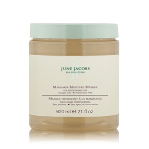 Mandarin Moisture Masque - 620 mL / 21 fl. oz. by June Jacobs Spa Collection