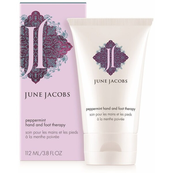 Peppermint Hand And Foot Therapy - 112 mL / 3.8 fl. oz. by June Jacobs Spa Collection