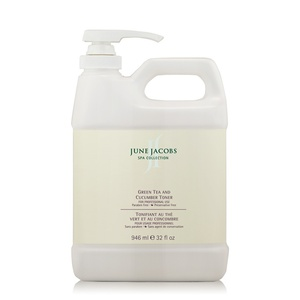 Green Tea And Cucumber Toner - 946 mL / 32 fl. oz. by June Jacobs Spa Collection