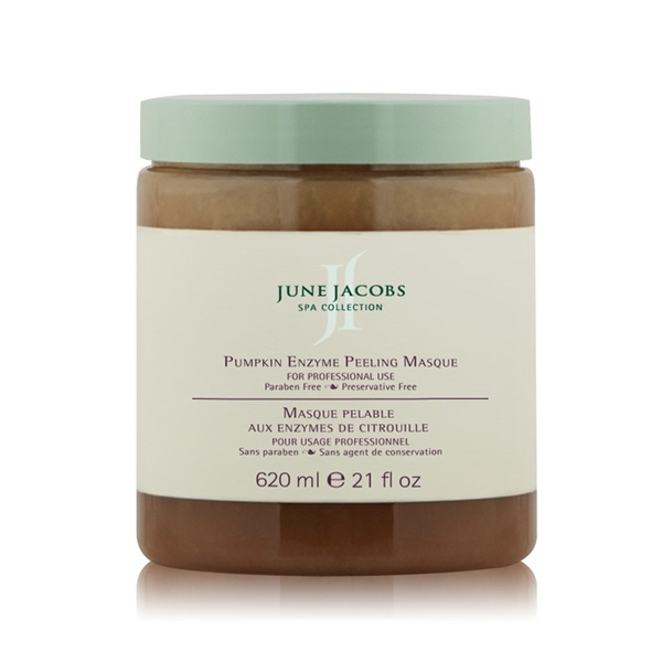 Pumpkin Enzyme Peeling Masque - 620 mL / 21 fl oz. by June Jacobs Spa Collection