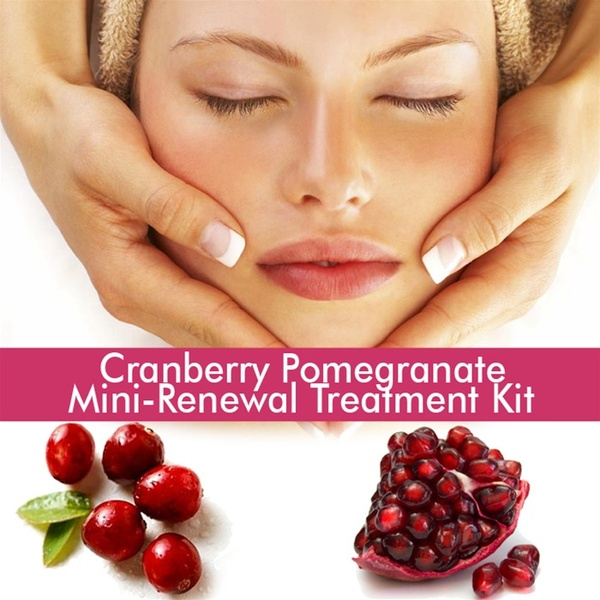 June Jacobs Cranberry Pomegranate Mini-Renewal Treatment
