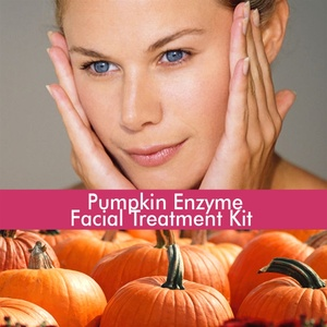 June Jacobs Pumpkin Enzyme Facial Treatment Kit - 60 Minute Treatment
