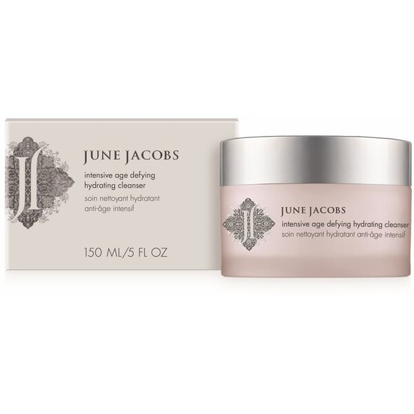 Intensive Age Defying Hydrating Cleanser - 150 mL. 5.0 fl. oz. (CL0O6R) by June Jacobs Spa Collection