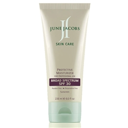 Protective Moisturizer Broad Spectrum SPF 30 8.0 fl. oz. (JJMS1O3P) by June Jacobs Spa Collection