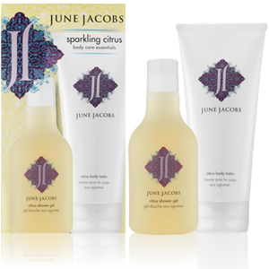 Sparkling Citrus Body Care Essentials Kit (225-919) by June Jacobs Spa Collection