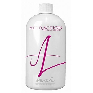 NSI Attraction Acrylic Nail Liquid 8 oz. (110711)
