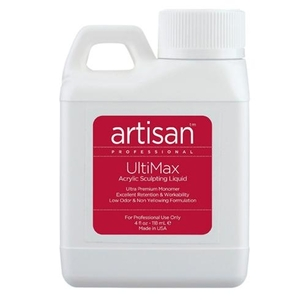 Artisan Ultimax Acrylic Nail Liquid 4 oz. (119018)