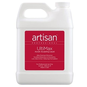 Artisan Ultimax Acrylic Nail Liquid 32 oz. (119020)