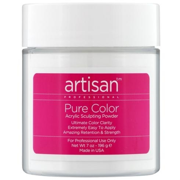 Artisan Clear Acrylic Nail Powder 7 oz. (119040)