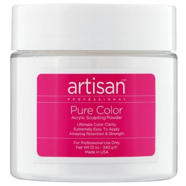 Artisan Clear Acrylic Nail Powder 12 oz. (119041)