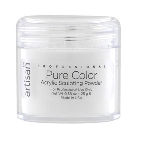 Natural Acrylic Nail Powder - 0.88 oz. 24.95 Grams (119043)