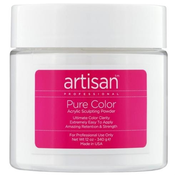 Artisan Natural Acrylic Nail Powder 12 oz. (119046)