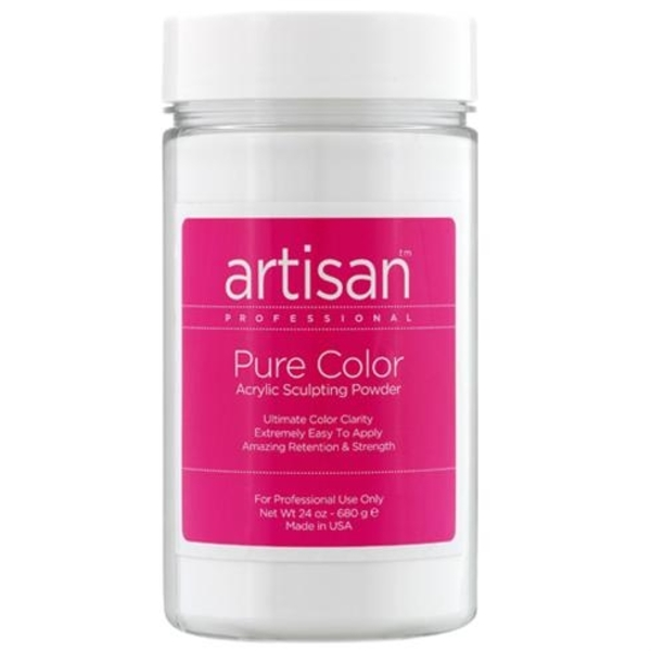 Artisan Natural Acrylic Nail Powder 24 oz. (119047)