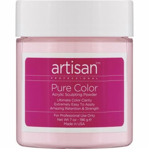 Premium Pink Acrylic Nail Powder - 7 oz. 198.44 Grams (119056)
