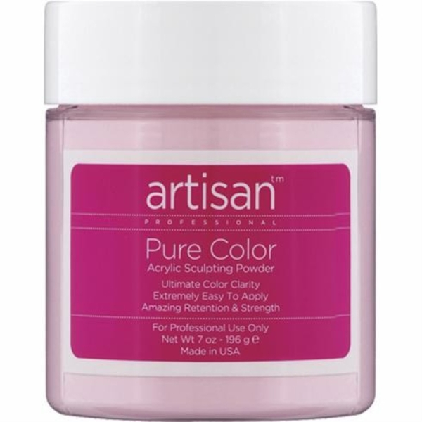 Extreme Pink Acrylic Powder - 7 oz. 198.44 Grams (119061)