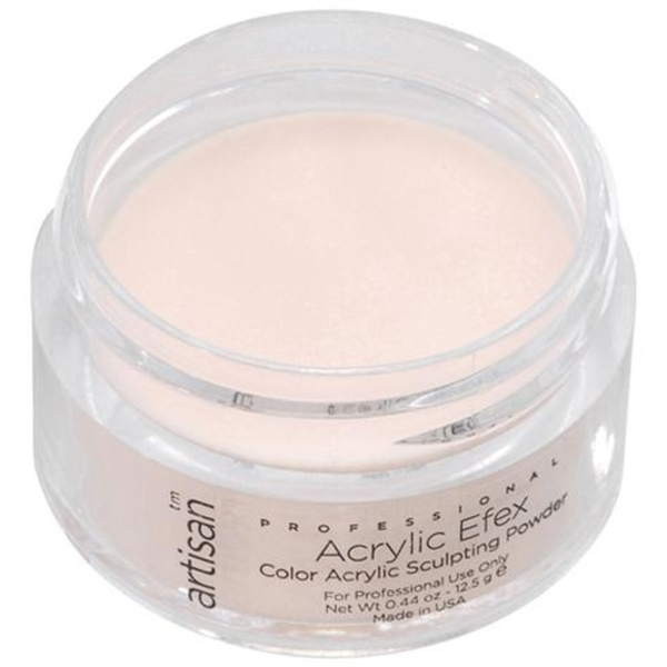 Artisan Color Acrylic Powder - Soft Peach 0.5 oz. (119109)