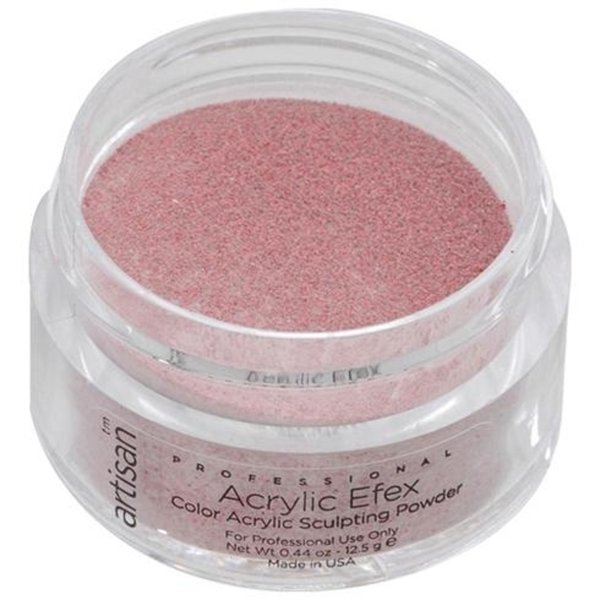 Artisan Color Acrylic Powder - Red Glitters 0.5 oz. (119114)