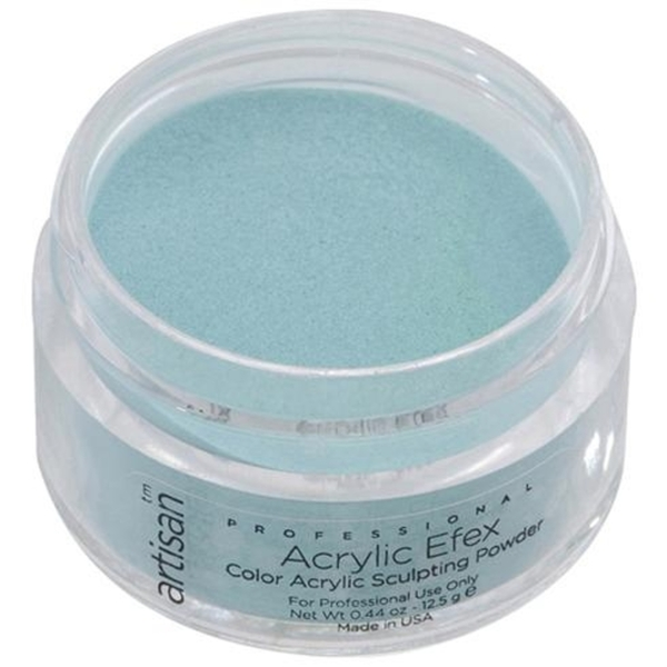 Artisan Color Acrylic Powder - Teal 0.5 oz. (119131)