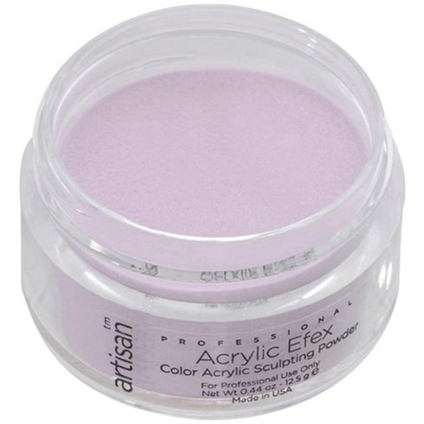 Artisan Color Acrylic Powder - Light Purple 0.5 oz. (119132)
