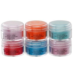 Artisan Color Acrylic Powder Pro Kit - Designer Colors Kit Kit of 6 (119142)