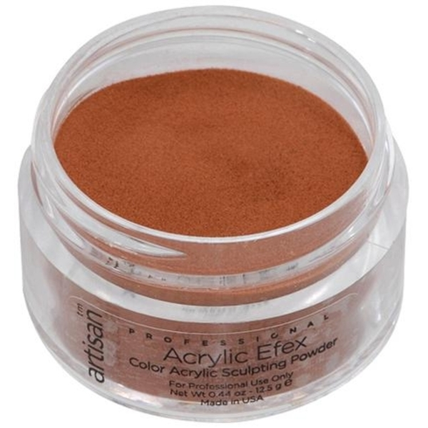 Artisan Color Acrylic Powder Pro Size - Brown 1 oz. (119145)