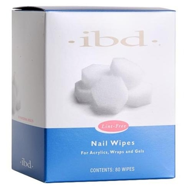 IBD Gel Nail Wipes 80 Count (120020)