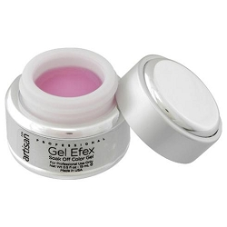 Artisan Soak Off Color Gel Pro Size - Sheer Pink 1 oz. (129153)