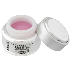 Artisan Soak Off Color Gel Pro Size - Warm Pink 1 oz. (129155)