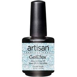 Artisan GelEfex Gel Nail Polish - Crystal Azure - 0.5 oz (15 mL.) (129745)