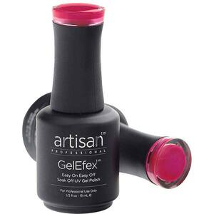 Artisan GelEfex Gel Nail Polish - Advanced Formula - Hotsy Totsy Pink - 0.5 oz (15 mL.) (129806)