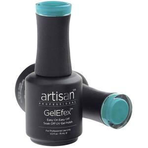 Artisan GelEfex Gel Nail Polish - Advanced Formula - Tropical Teal - 0.5 oz (15 mL.) (129820)