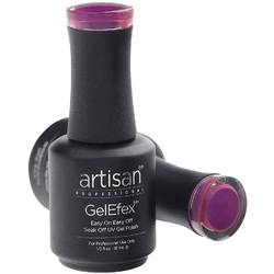 Artisan GelEfex Gel Nail Polish - Advanced Formula - Purple Bikini - 0.5 oz (15 mL.) (129832)