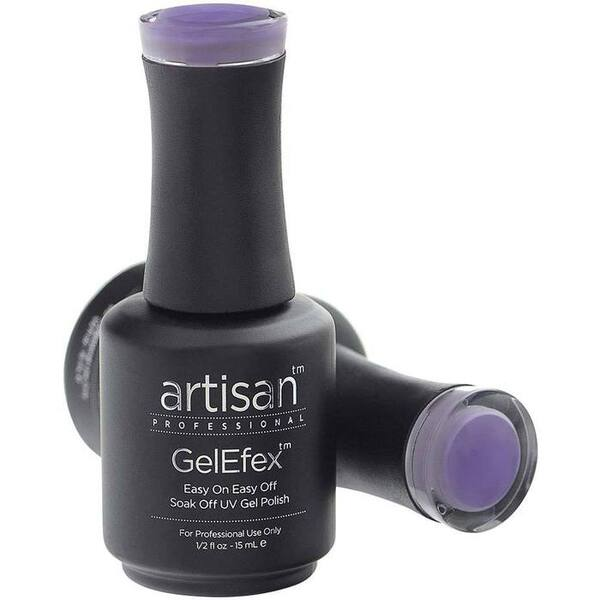 Artisan GelEfex Gel Nail Polish - Advanced Formula - Summer Orchid - 0.5 oz (15 mL.) (129842)