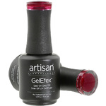 Artisan GelEfex Gel Nail Polish - Advanced Formula - Ruby Couture - 0.5 oz (14.79 ml) (129869)