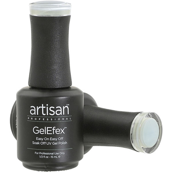 Artisan GelEfex Gel Nail Polish - Advanced Formula - Morning Dew - 0.5 oz (14.79 ml) (129878)