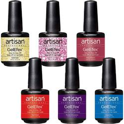 Artisan GelEfex Gel Nail Polish - Loving You Collection - Set of 6 Pieces (129911)