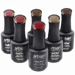 Artisan GelEfex Gel Nail Polish - Advanced Formula - Baroque Collection - Set of 6 (129973)
